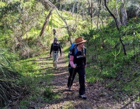 Exploring Aaron Creek (2)